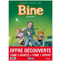 Bine ©Kennes Editions