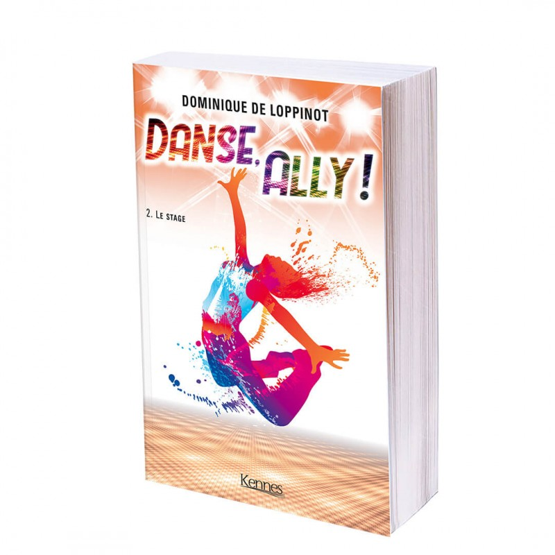 Danse Ally ©Kennes Editions