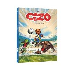 Cizo ©Aré - Kennes Editions