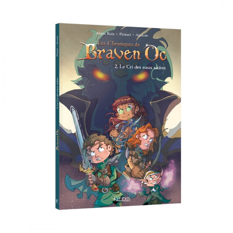 Braven Oc ©Kennes Editions