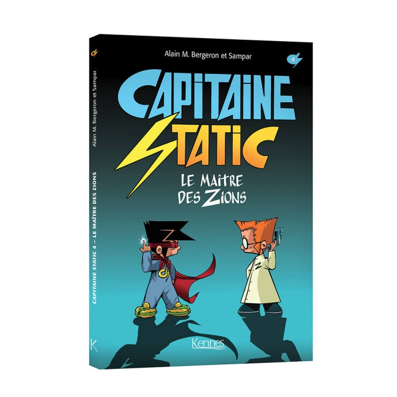 Static ©Kennes Editions