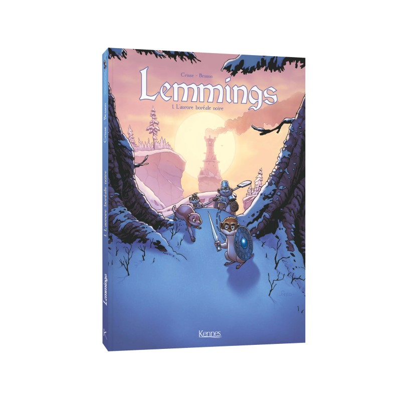 Lemmings ©Kennes Editions