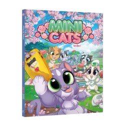 Mini Cats BD02 - Smile!