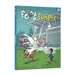 Foot Furieux ©Kennes Editions