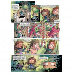 Braven Oc BD03 - Planches ©Kennes Editions