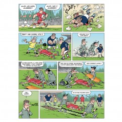 Fous furieux du rugby ©Kennes Editions