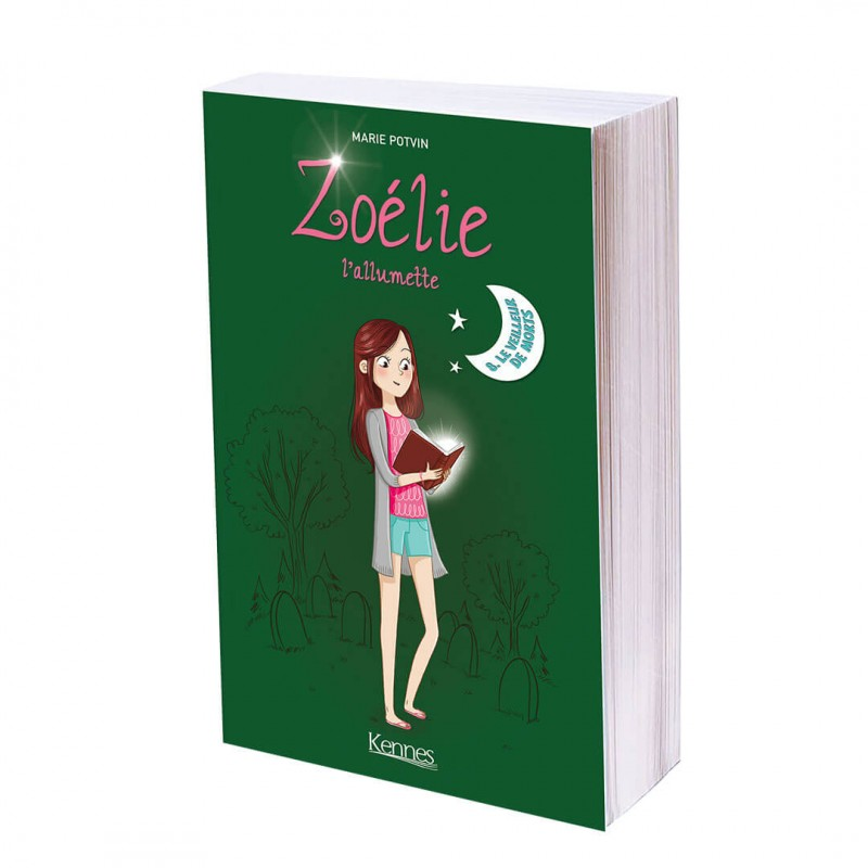 Zoelie ©Kennes Editions
