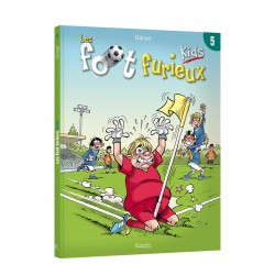 Foot Furieux Kids ©Kennes Editions