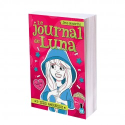Journal de Luna ©Kennes Editions